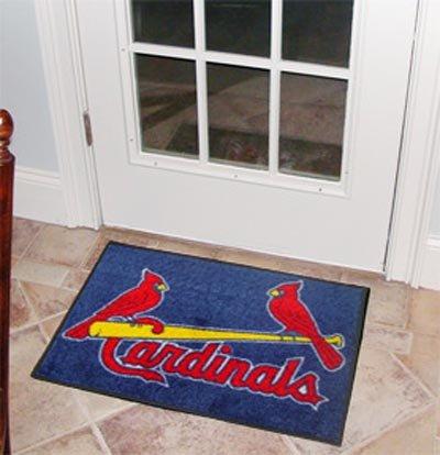Starter Floor Mat - St Louis Cardinals