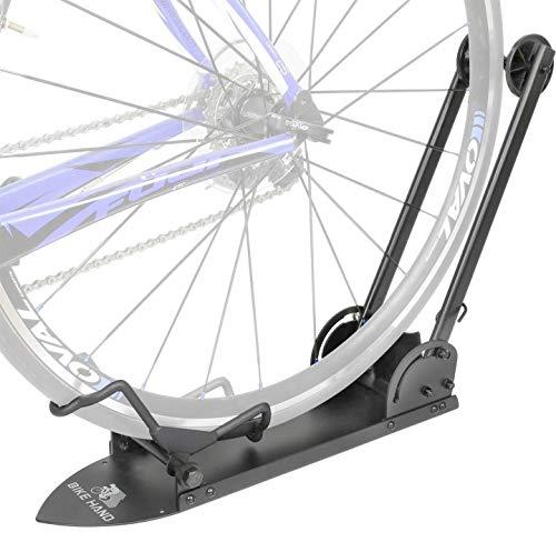 해외 Bikehand 자전거 바닥 장착 유형 주차 랙 스토리지 스탠드 자전거 Bikehand