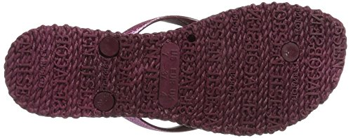 Ilse Jacobsen Womens Allegro 01 Flip-flop Bordeaux