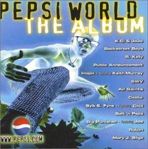 Price comparison product image Pepsi World: The Album