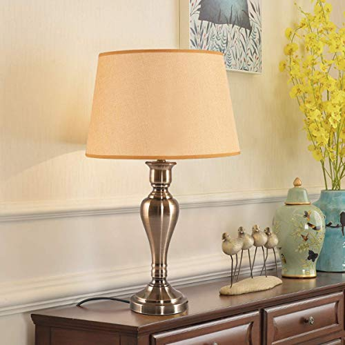 Costzon Bedside Table Lamp, 15