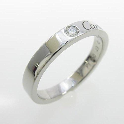 [カルティエ] Cartier エングレーブド 1P リング 中古 B079Z2TZ6P
