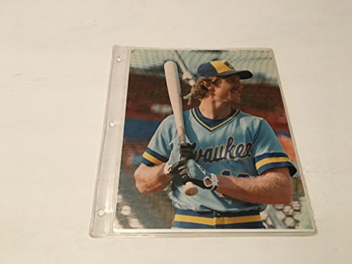 ROBIN YOUNT 5 BY 7 COLOR PHOTO