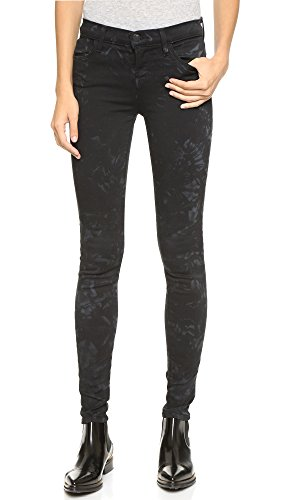 J Brand Women's 620 Mid Rise Super Skinny Jeans, Shattered Glass, 25 by J Brand Jeans