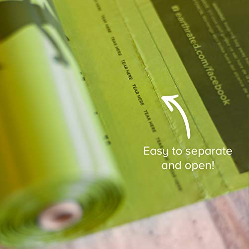 Earth Rated Dispensador Bolsas Lavanda 300 Unidades Lavender Scented 300 Bags