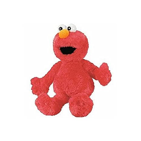 "Sesame Street: Elmo 12"" Plush Doll"