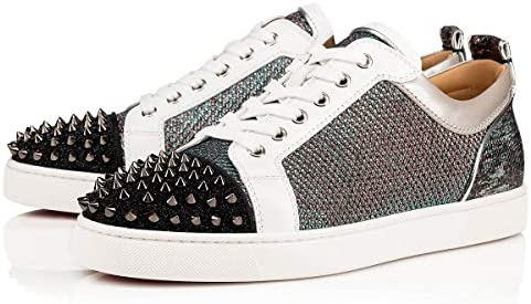 Niubi Christian Louboutin Louis Junior Spikes Orlato Men S Flat
