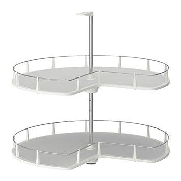 IKEA UTRUSTA Eckunterschrank-Karussell (88cm): Amazon.de: Küche ... | {Küchenschrank ikea 79}