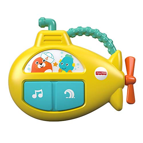 Fisher-Price  On-the-Go Musical Submarine ()