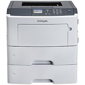 Lexmark MS610dtn - MonoChrome Printer - 50 ppm - 1200 sheets - 1200 dpi