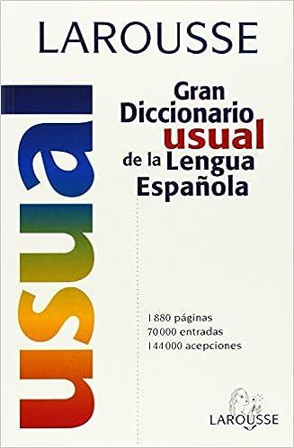 Dicc. Gran Usual Lengua Española (gran Diccionario): Amazon.es ...