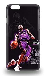 Premium NBA Toronto Raptors Vince Carter #15 Heavy Duty Protection 3D PC Case For Iphone 6 ( Custom Picture iPhone 6, iPhone 6 PLUS, iPhone 5, iPhone 5S, iPhone 5C, iPhone 4, iPhone 4S,Galaxy S6,Galaxy S5,Galaxy S4,Galaxy S3,Note 3,iPad Mini-Mini 2,iPad Air )