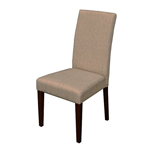 Metro Shop Seville Linen Dining Chairs (Set of 2)