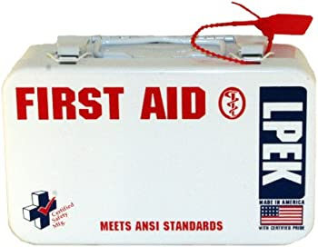 First Voice 10 Person ANSI Compliant First Aid Kit