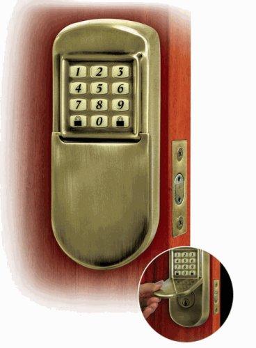 Jobar International Keyless Door Lock Entry System Amazon
