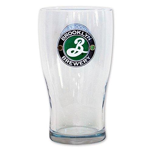 Brooklyn Brewery Tulip Pint Glass