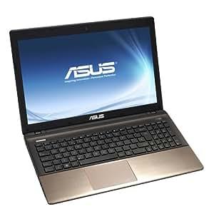 """Asus K55VD-SX441H - Portátil de 15.6"""" (Intel Core i7  Core i7, 8 GB de RAM, 1000 GB, NVIDIA GeForce 610M, Windows 8), marrón - Teclado QWERTY español"""