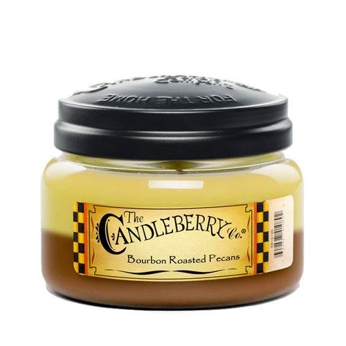 Candleberry Candle Bourbon Roasted Pecans 10 Oz Jar Candle ()