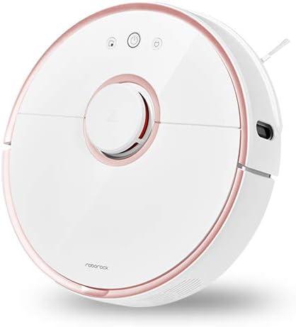 Opinión sobre roborock S5 Robot Aspirador y Fregona, Robot Aspirador con Aspiración Potente de 2000Pa y Conectividad Wi-Fi, Navegación Inteligente y Batería con Capacidad de 5200mAh