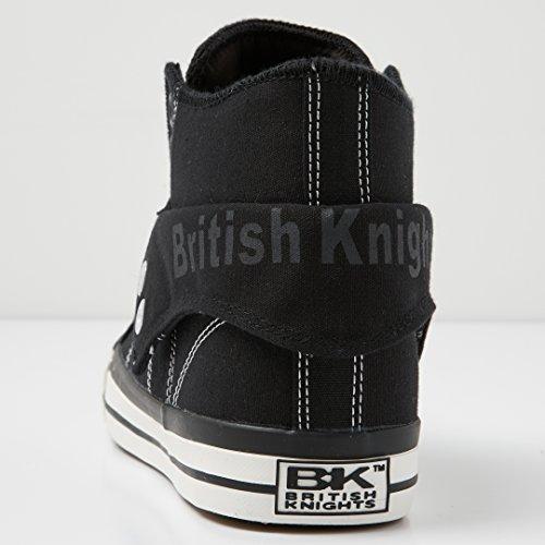 British Knights Roco - Zapatillas Mujer Black
