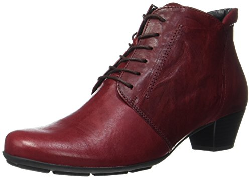 Dark Rosso Gabor Stivali red Donna Basic 55 waXaOF