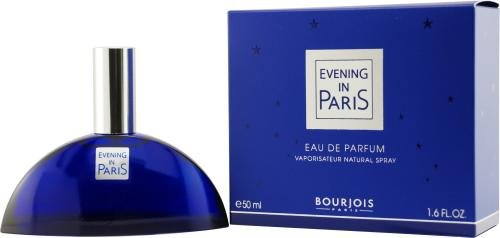 Evening In Paris By Bourjois For Women Eau De Parfum Spray 1.6 Oz