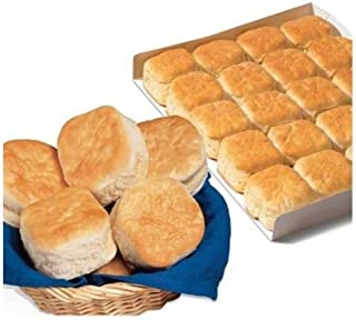 product image for Bridgford Foods Sliced Buttermilk Biscuit, 2.25 Ounce -- 100 per case.