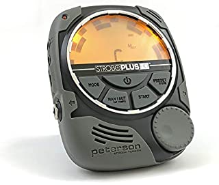 Peterson StroboPlus HD Desktop Strobe Tuner | Guitar, Bass, Violin