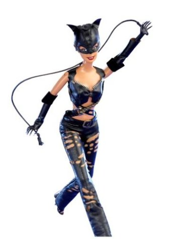 Barbie As Catwoman Mattel B5838