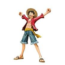 One Piece: Monkey D. Luffy Figuarts Zero Figure (New World Ver.) [Toy] (japan import)