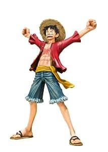 One Piece: Monkey D. Luffy Figuarts Zero Figure (New World Ver.)