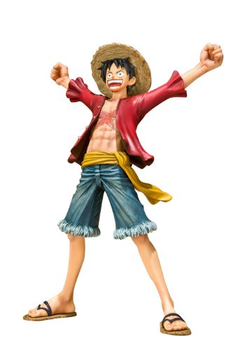 285862d0b Image Unavailable. Image not available for. Color: Bandai One Piece: Monkey  D. Luffy Figuarts Zero Figure (New ...
