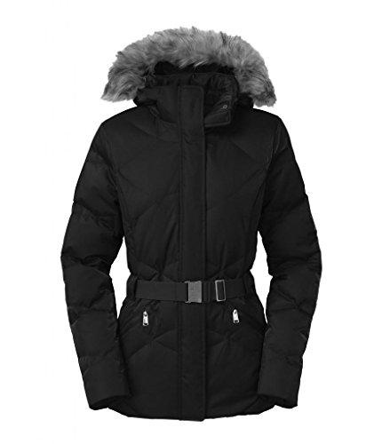 The North Face Women's Metrolina Jacket TNF Black (The North Face Nylon Belt)