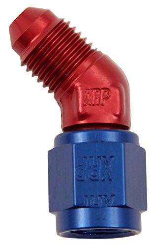 XRP 900410#10 45 Deg Fem Swivel to Male Flr Forged Fitting