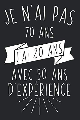 Je n'ai pas 70 ans j'ai 20 ans avec 50 ans d'expérience: Un car