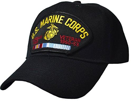 US Marine Corps Korea Veteran Cap