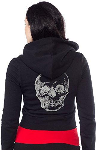 Sourpuss-Got-Yer-Skull-Hoodie