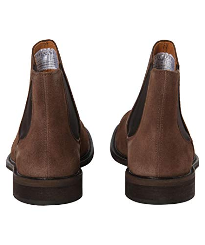 Anthrazit Chelseaboots Selected Slhbaxter 14 Herren 7xF55w0Rqt