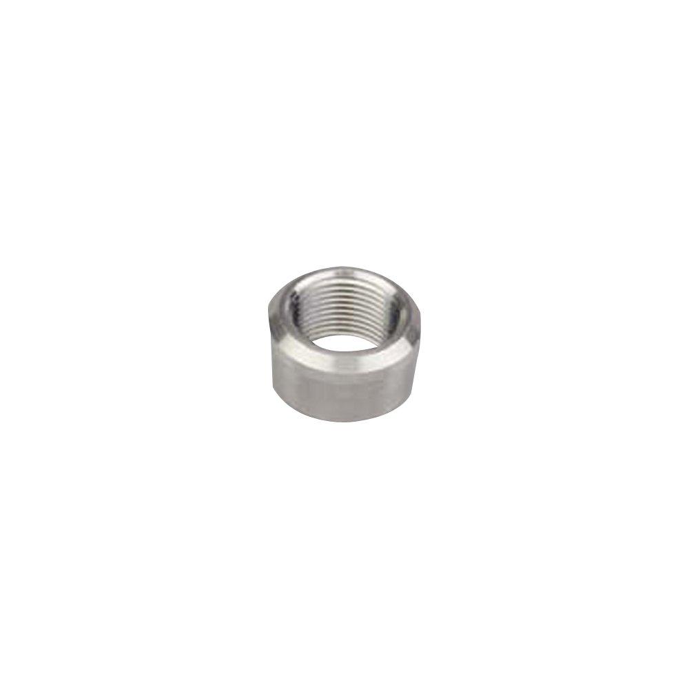 XRP 996803 3/8' NPT Female Aluminum Weld Bung Recessed Flange Fit