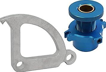 steeda cuadrante de liberación rápida y cortafuegos Ajustador Kit para 82 - 04 Ford Mustang: Amazon.es: Coche y moto