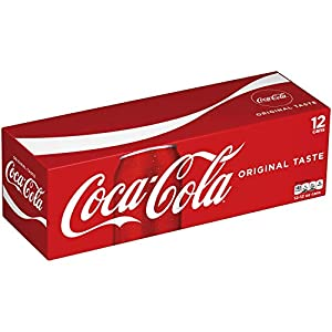 Well-Being-Matters 416NKHl5GKL._SS300_ Coca-Cola, Coke Soda, 12 oz (pack of 12)