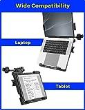 Car Headrest Mount, Adjustable Car Laptop Tablet