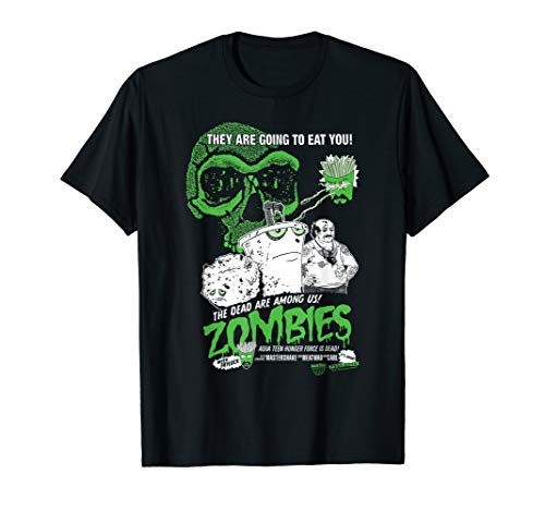 Aqua Teen Hunger Force Zombies