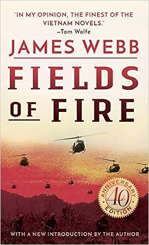Amazon com: Fields of Fire: A Novel (8601300327198): James Webb: Books