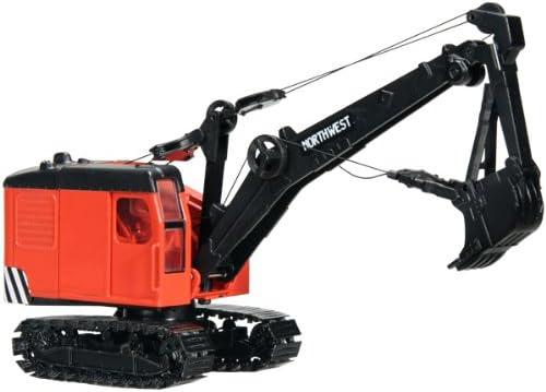 Spec Cast CON 014 Orange/Black 1/50 Scale Northwest Model 25