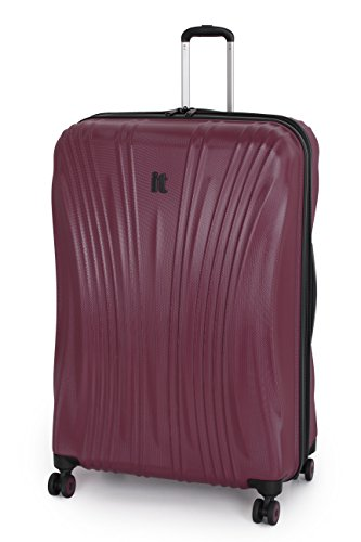 Upright Roller Luggage (it luggage Duraliton Apollo 30.9 Inch Upright, Zinfandel, One Size)