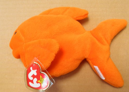 Beanie Babies Goldie Stuffed Animal product image