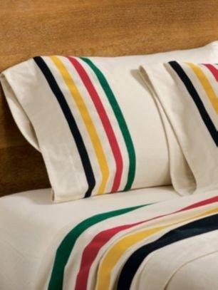 Pendleton Glacier National Park Cotton Flannel Sheet Set (Twin)