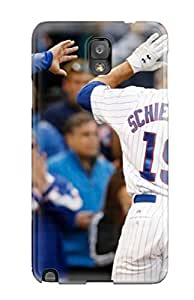 Galaxy Note 3 Case Cover Skin : Premium High Quality Chicago Cubs Case