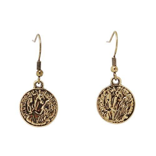 Gypsy style bohémien Antique de pièces d'or bijoux